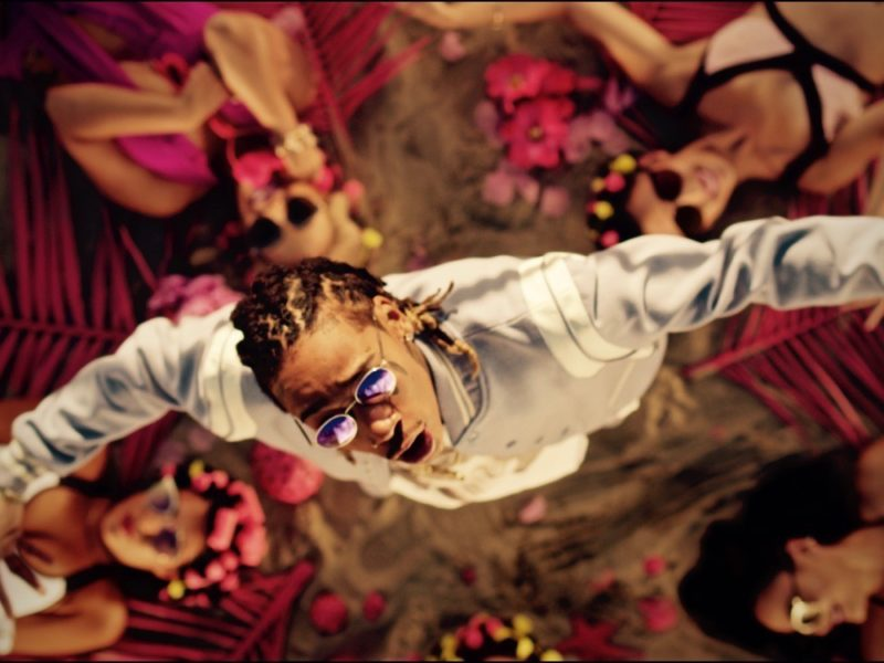 Wiz Kalifa Brand New Music Video- Featured in GQ Magazine